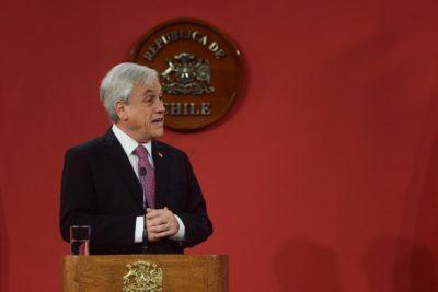 """Sebastián Piñera y viaje de Larraín a Harvard: """"Ha revivido un clima de confrontación que no conduce a nada"""""""