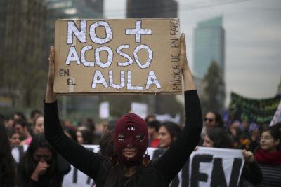 Universitarias convocan a nueva marcha para el 6 de junio y llaman a radicalizar movilizaciones