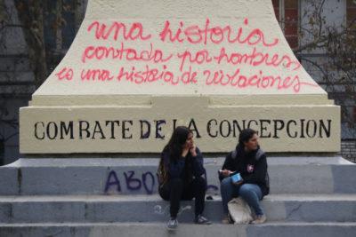 """Coordinadora Feminista Universitaria: """"El Gobierno no entiende la profundidad del conflicto"""""""