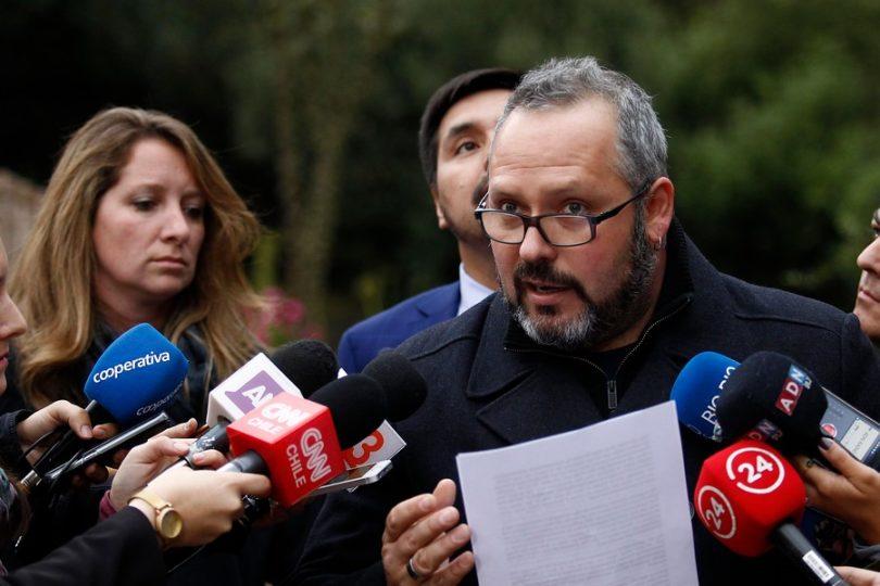 """Sebastián Dávalos califica de """"vergonzoso montaje"""" el caso Caval y anuncia querella contra Chile Vamos"""