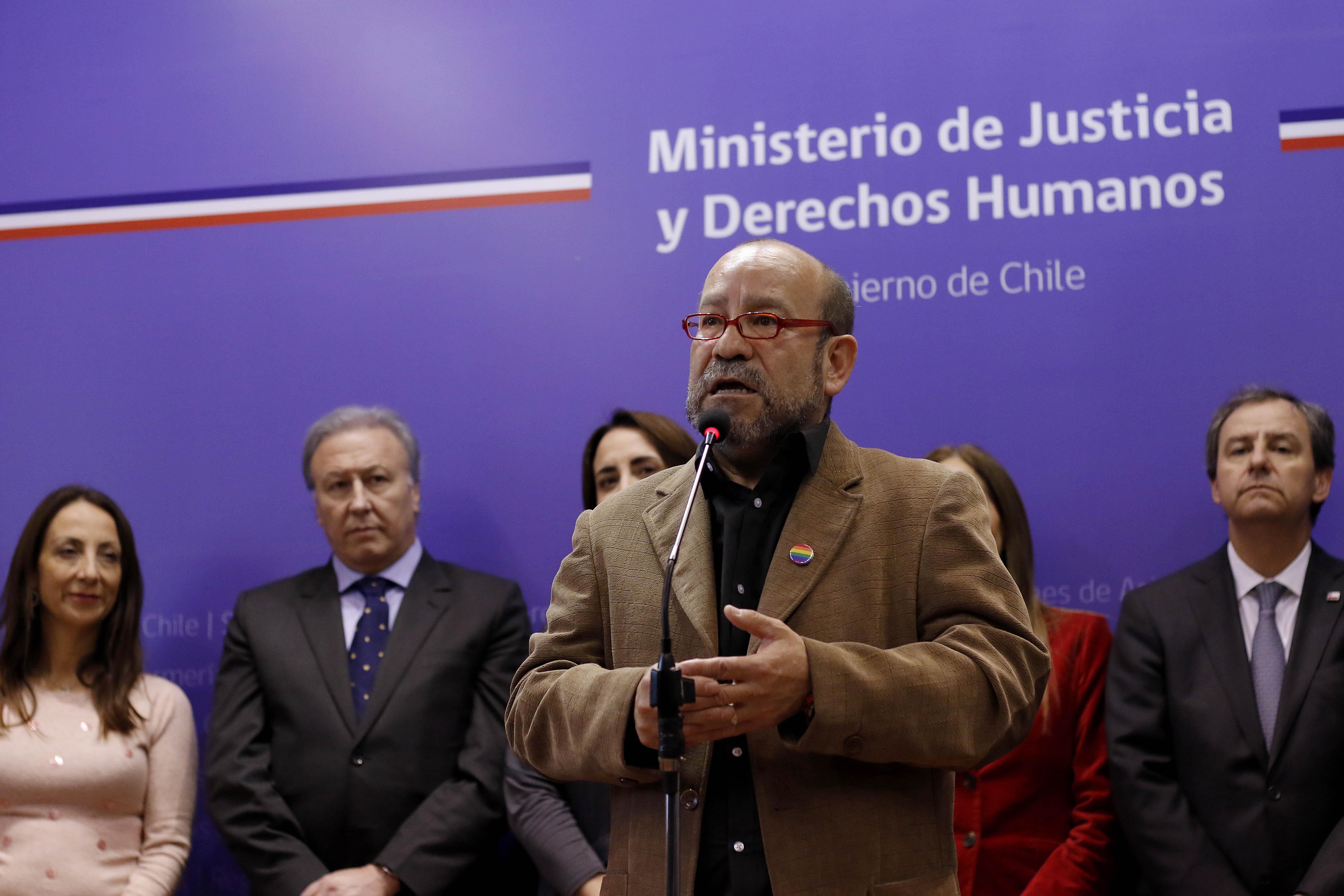 Movilh: Gobierno no ha cumplido compromiso con CIDH
