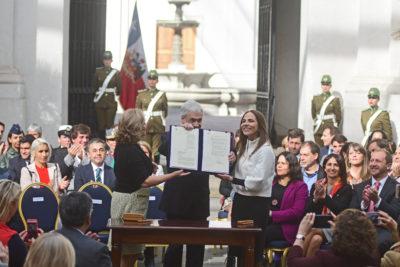 Los puntos débiles y fortalezas de Agenda de Género del gobierno
