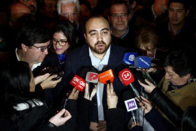 """Fuad Chahín, nuevo presidente DC: """"Las puertas del partido van a estar abiertas para quienes quieran regresar"""""""
