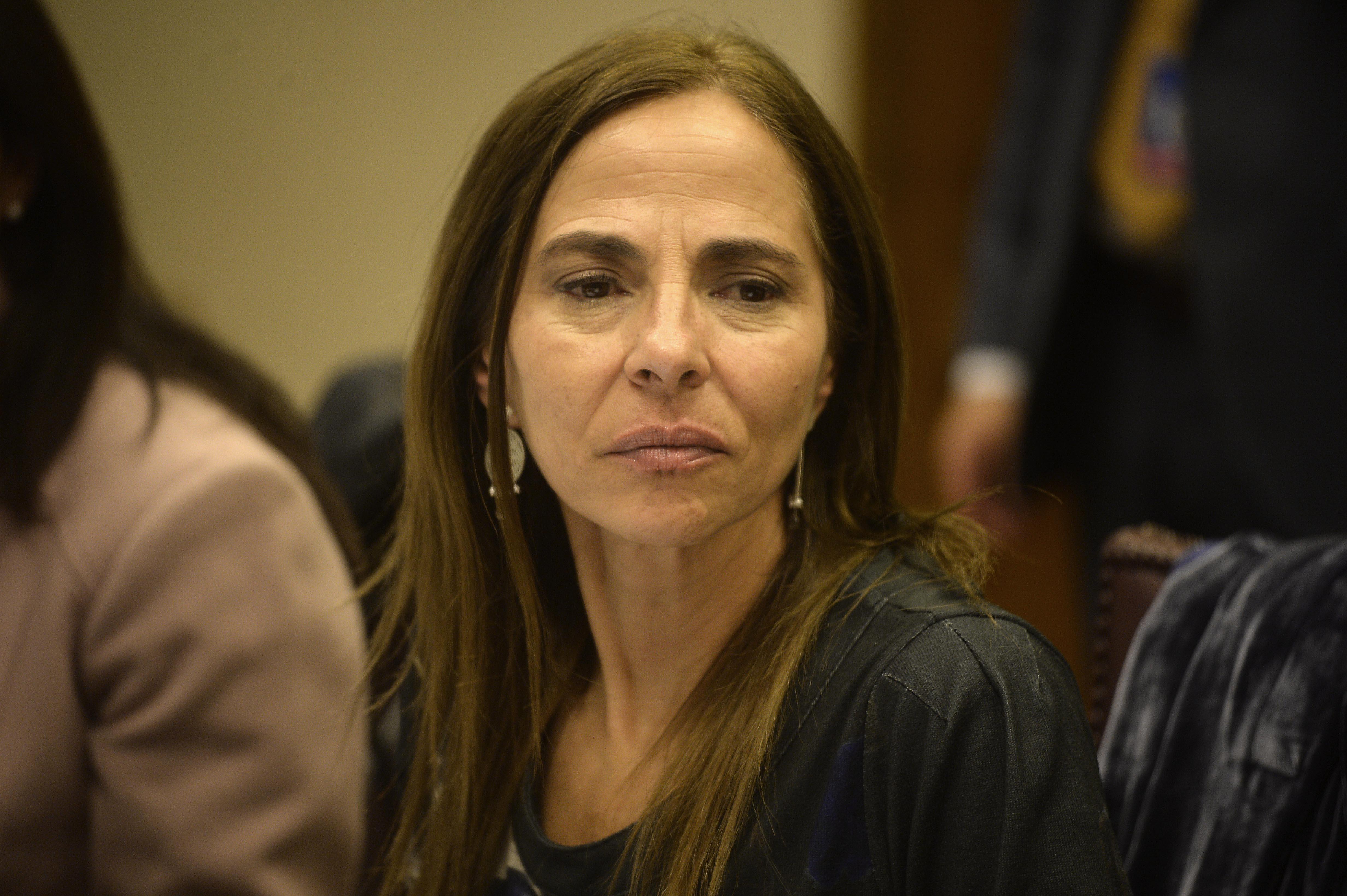 """""""El sutil tapabocas de la ministra Plá a diputado RN que insultó e hizo pataleta por Daniela Vega"""""""