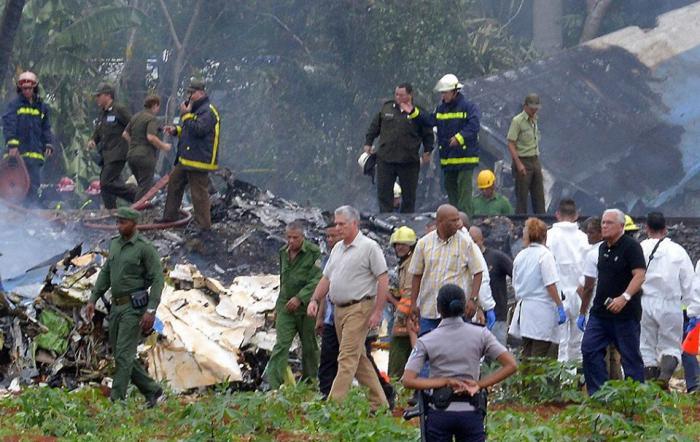 Accidente aéreo en La Habana: más de 100 muertos y solo tres sobrevivientes