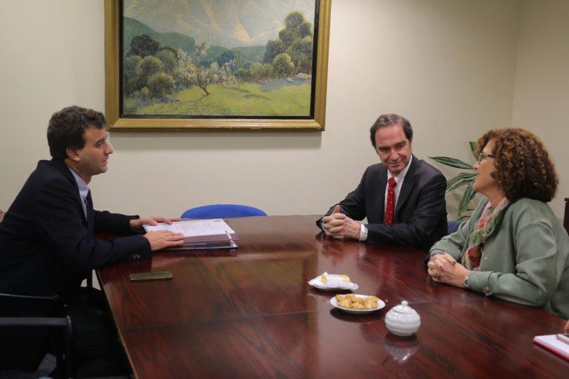 Ministerio de Justicia entrega antecedentes del caso Ascar al Consejo de Defensa del Estado