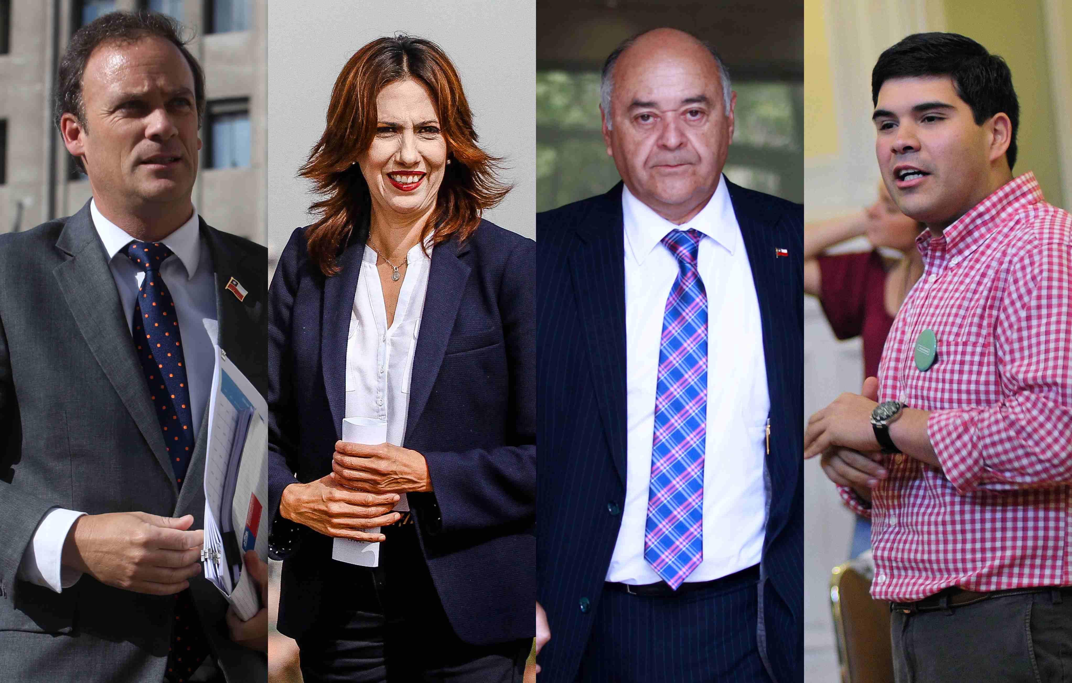 42 derrotados de Chile Vamos asumieron cargos en el Gobierno