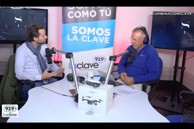 """VIDEO  """"La hice provocadora a propósito"""": Axel Kaiser justifica pregunta a Vargas Llosa y Paulsen responde en el acto"""