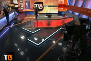 La arenga en el switch de Vértigo, camarógrafos sin poder salir y asambleas: así partió la ola de despidos en Canal 13