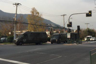 Fuerzas Especiales de Carabineros desalojan toma feminista de UTFSM: 58 detenidos