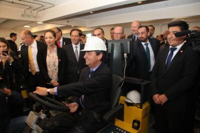 Inauguran el primer centro de formación técnica con gratuidad de la Región de Coquimbo