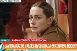 La declaración pública de la municipalidad de Peñalolén que hunde a Javiera Díaz de Valdés tras accidente