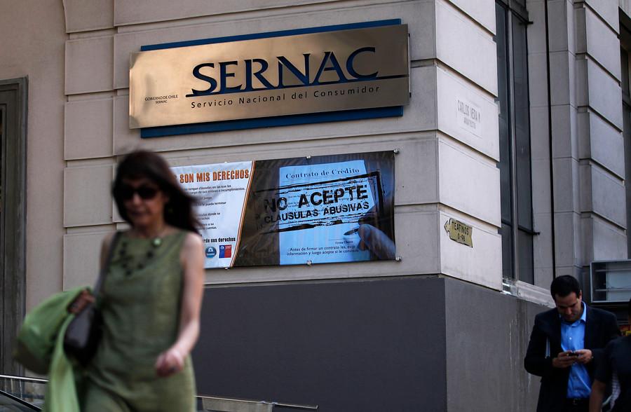 """""""La Moneda presenta requerimiento al TC para resolver futuro del nuevo Sernac"""""""