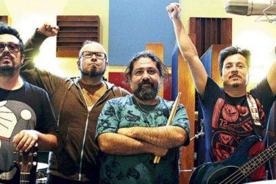"""Leonardo """"Toño"""" Corvalán, baterista de Chancho en Piedra: """"Ilabaca es irreemplazable, es momento de reinventar"""""""