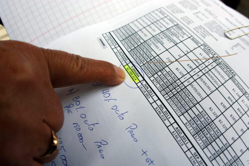 Más de 62 mil empresas nacionales tienen deudas impagas