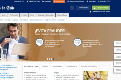 Hackers revelan graves fallas en transacciones online del Banco de Chile