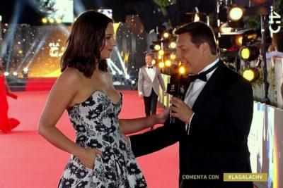 """VIDEO   JC Rodríguez dice que no miraba los escotes de las invitadas a Viña: """"Es un meme"""""""