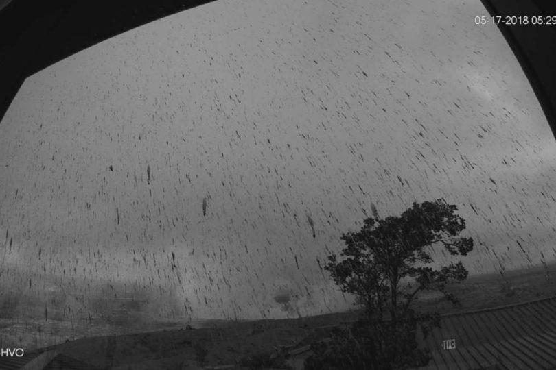 """Alerta en Hawaii por nueva """"erupción explosiva"""" en el volcán Kilauea"""