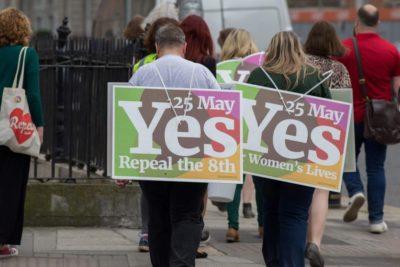 Referéndum en Irlanda: el 68% se mostró a favor de legalizar el aborto