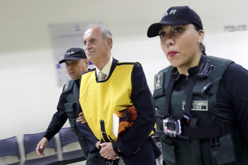 Exclusivo: comprueban el primer vuelo de la muerte de tres personas lanzadas vivas al mar