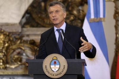 Crisis económica en Argentina: Macri anuncia el cierre de la mitad de los ministerios