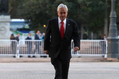 """Piñera por caso Ambar: """"Vamos a aumentar los plazos de prescripción para los delitos sexuales"""""""