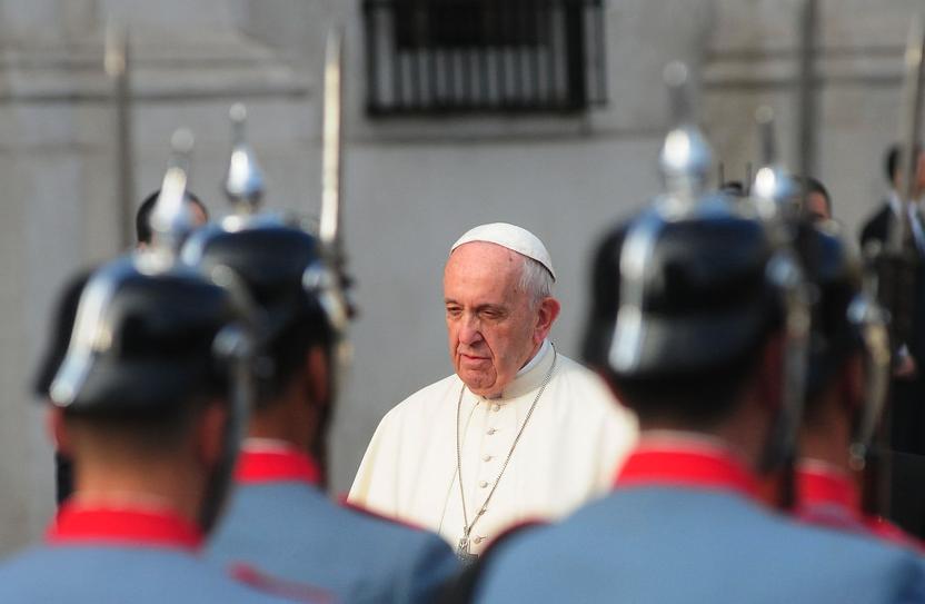 """""""Vaticano detalla reuniones que el Papa tendrá con obispos chilenos por abusos sexuales"""""""