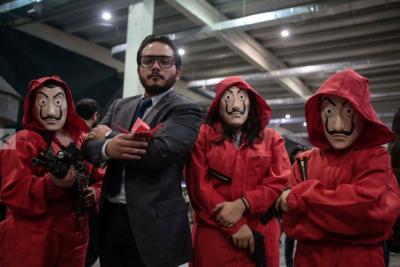FOTOS   Los mejores 'cosplay' de la Comic Con Chile 2018