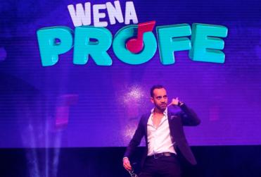 Ex pareja de actor de Wena Profe denuncia episodios de acoso, violencia y secuestro