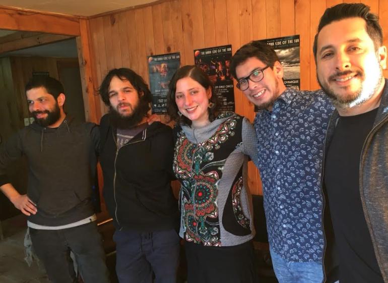 """""""The Dark Side of the Sur"""": la gira que muestra el rock de la Patagonia"""