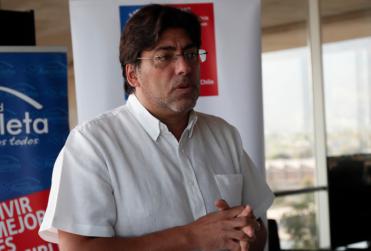 """Francisco Ortega: """"Puta Jadue… te bancaba harto. Pero Maduro, ¿en serio?"""""""