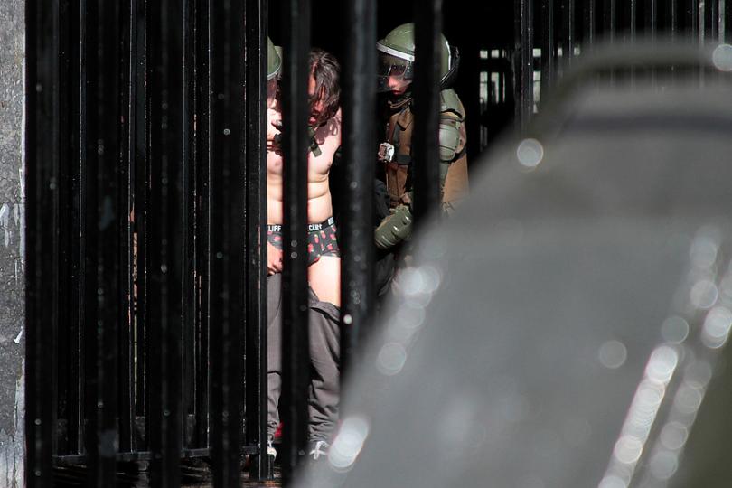 Comisión de DDHH cita a director de Fuerzas Especiales por desalojo de Instituto Nacional