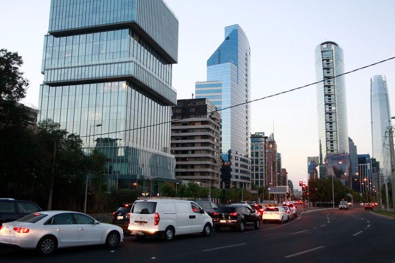 Vitacura planea primera ciclovía en avenida principal con 2 kilométros de extensión