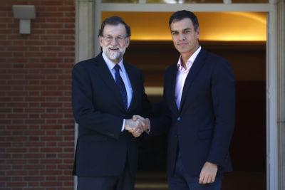 Pedro Sánchez asume como presidente en España tras destitución de Mariano Rajoy
