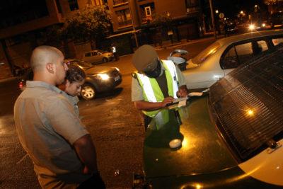 Narcotest: buscan detectar consumo de cocaína y marihuana en conductores
