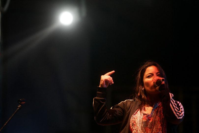 Ana Tijoux se instala como fenómeno musical en Estados Unidos y suma importantes escenarios