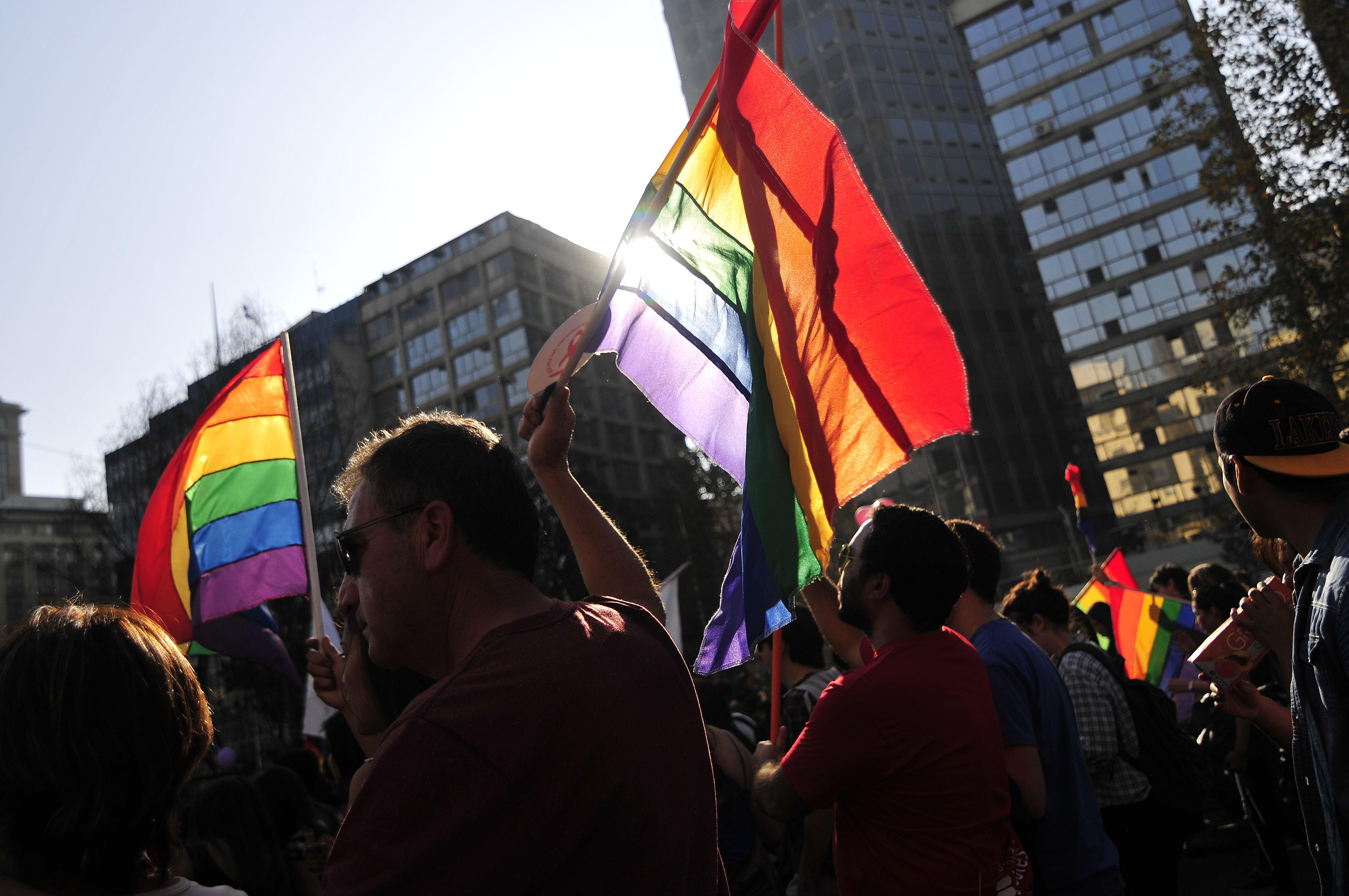 Gobierno eliminó sitios web sobre matrimonio igualitario