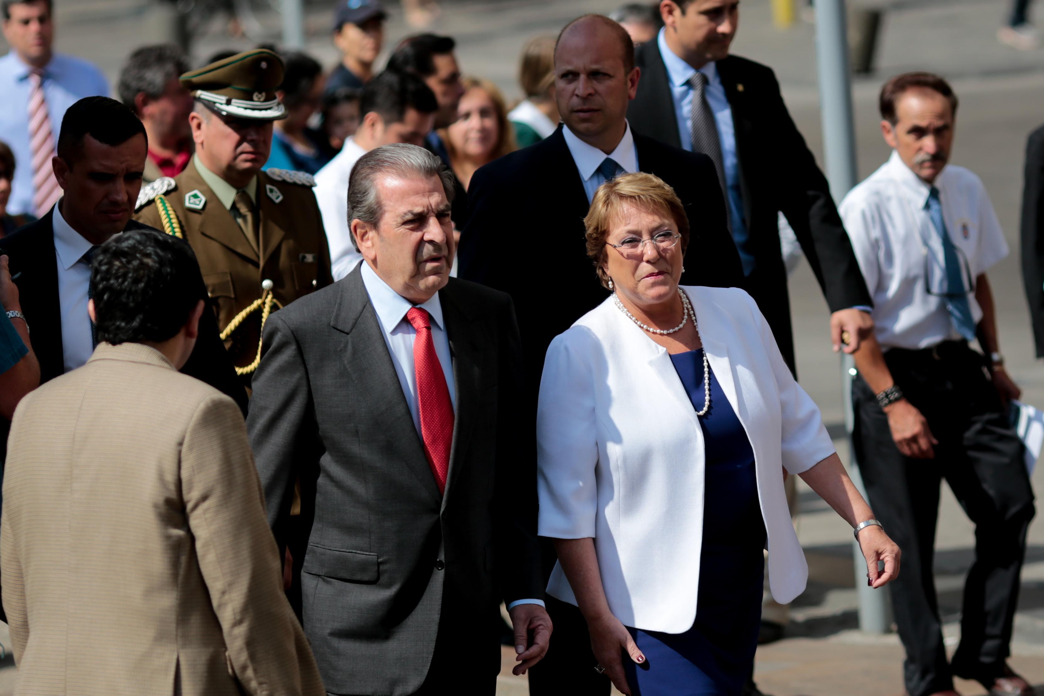 """""""Caso OAS: Chile Vamos solicitará a Jorge Abott citar a ex presidentes Frei y Bachelet"""""""