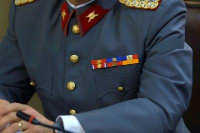 Coronel viajó a Disney, Punta Cana y Europa con fondos del Ejército