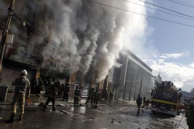 Tribunal declara culpables a los seis acusados por muerte de Eduardo Lara en incendio en Valparaíso