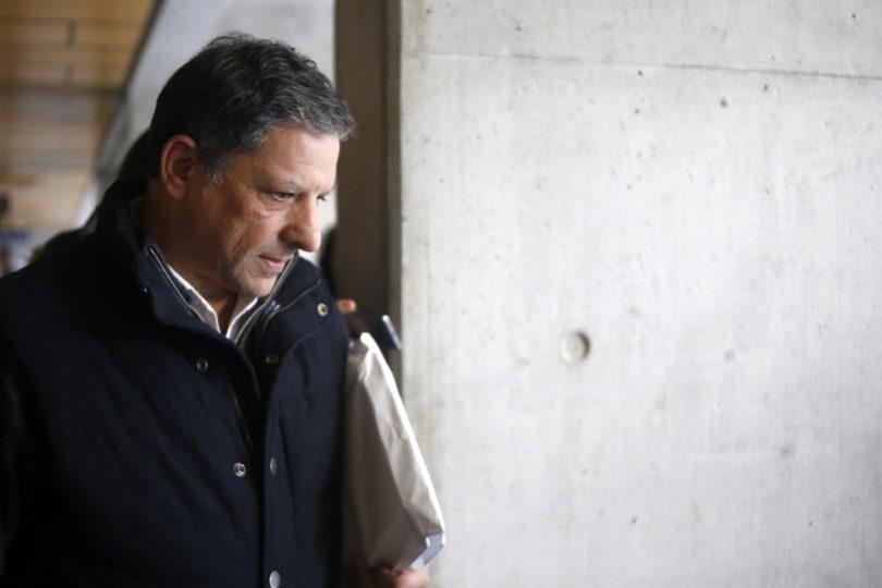 Giorgio Martelli reconoce vínculo con OAS y apunta a comando de Frei