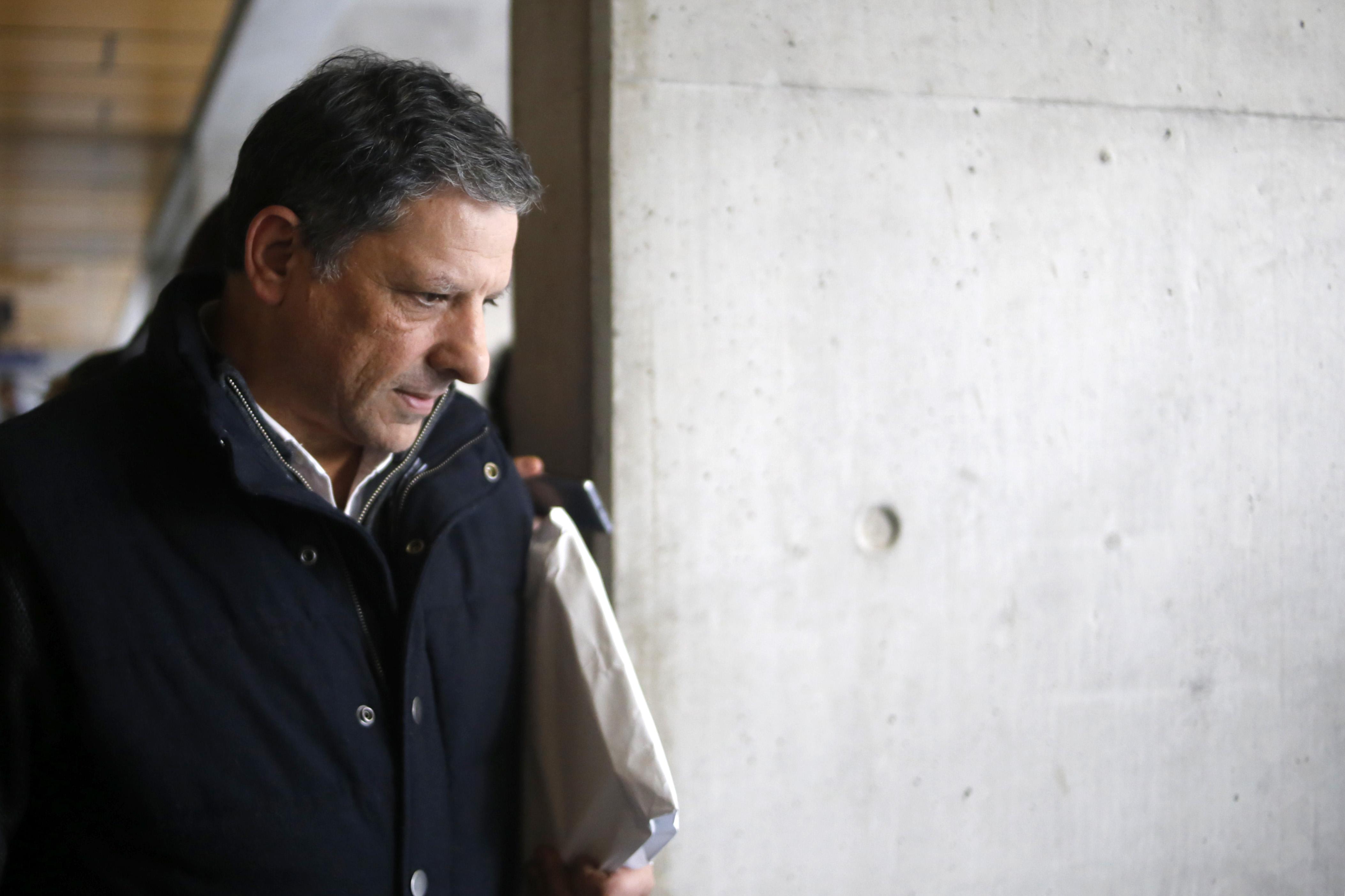 """""""Giorgio Martelli reconoce vínculo con OAS y apunta a comando de Frei"""""""
