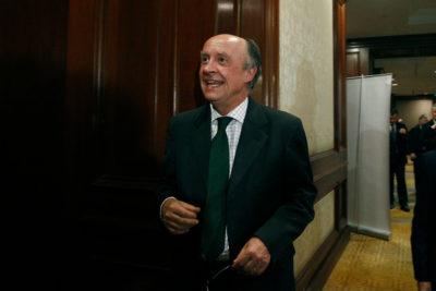 RN cuestiona presencia de familiares de Cristián Larroulet en el Gobierno