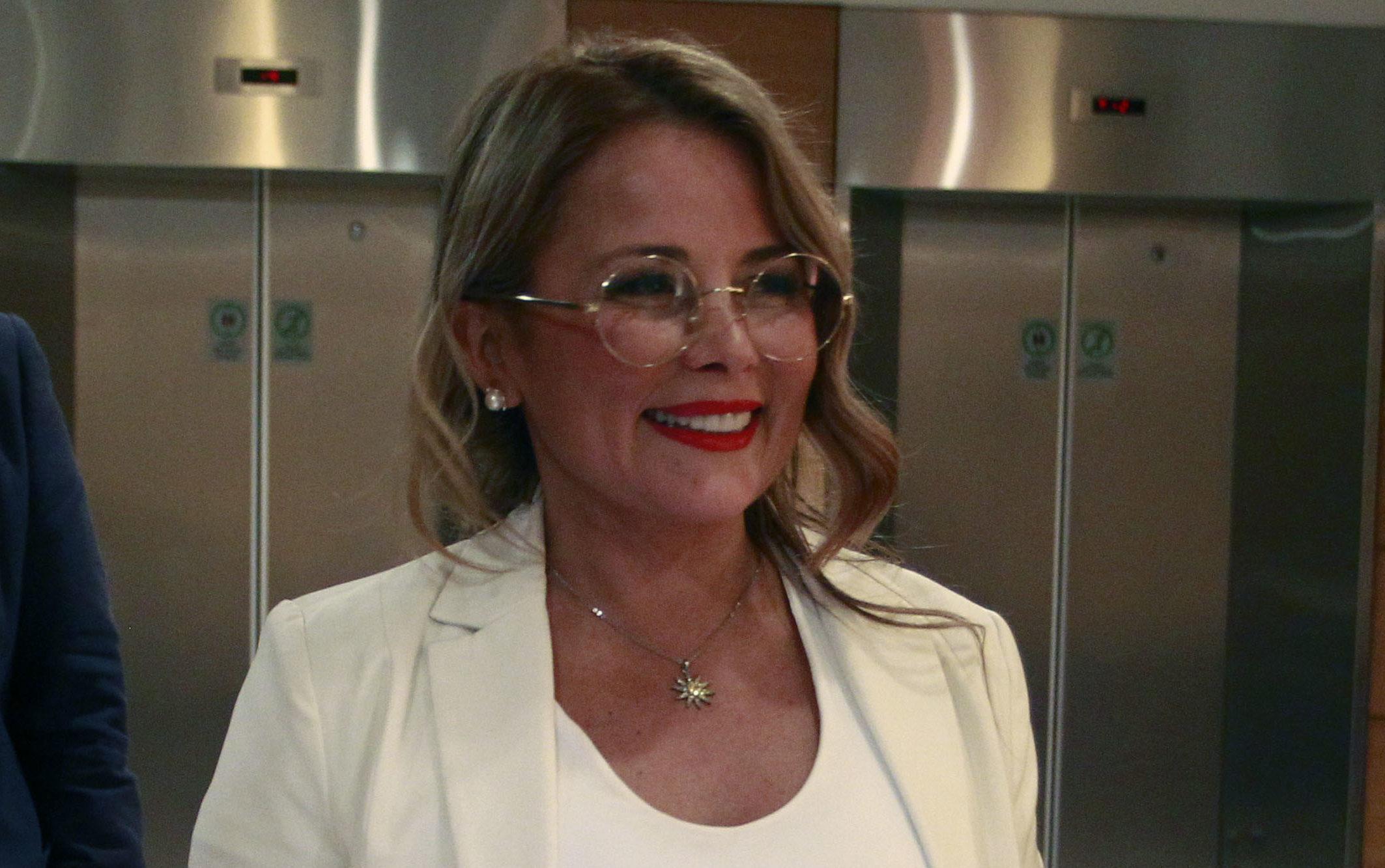 """""""Cathy Barriga irá al TC por despidos de honorarios: pedirá pronunciamiento por fallos de la Justicia"""""""