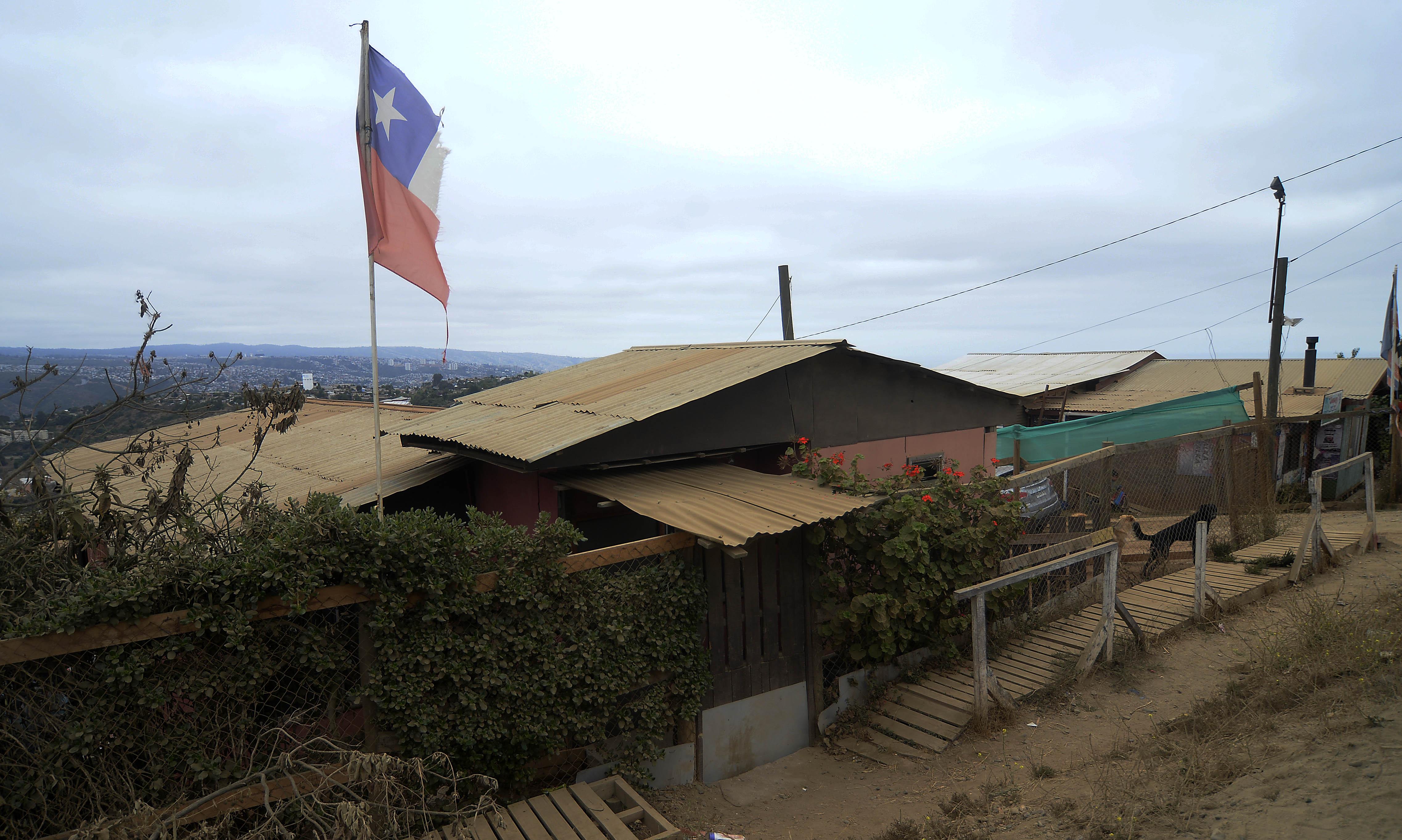 Una familia en Chile tarda seis generaciones en subir de escala social