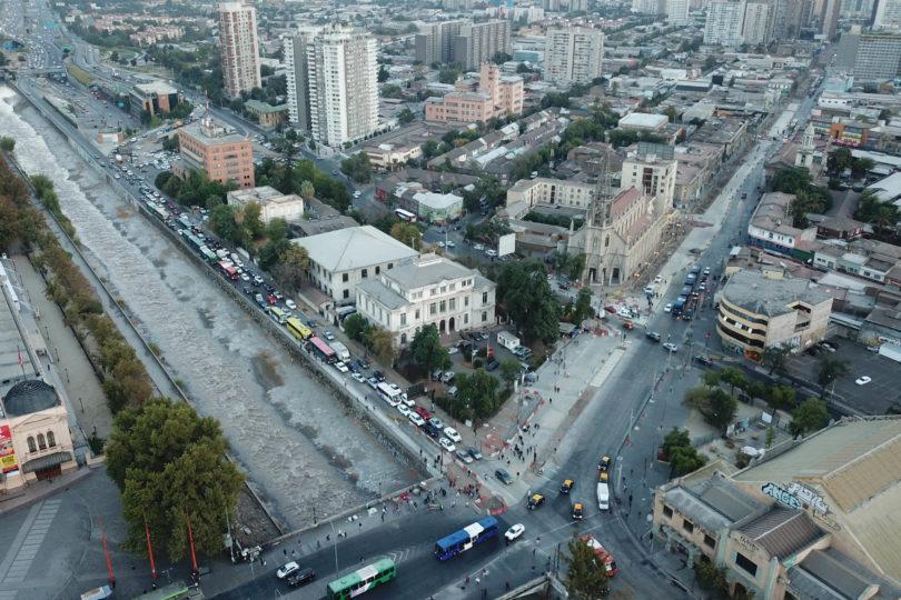 """Independencia acordó cambiar los nombres de las calles """"Julio Martínez"""" y """"Sergio Livingstone"""""""