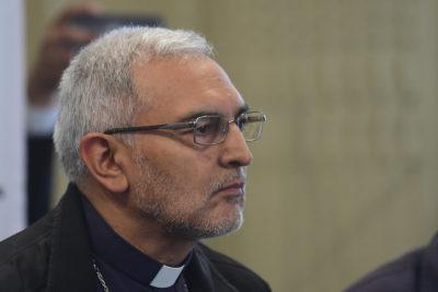 """Jorge Concha, administrador apostólico de Osorno: """"No es llegar y dar vuelta la página"""""""
