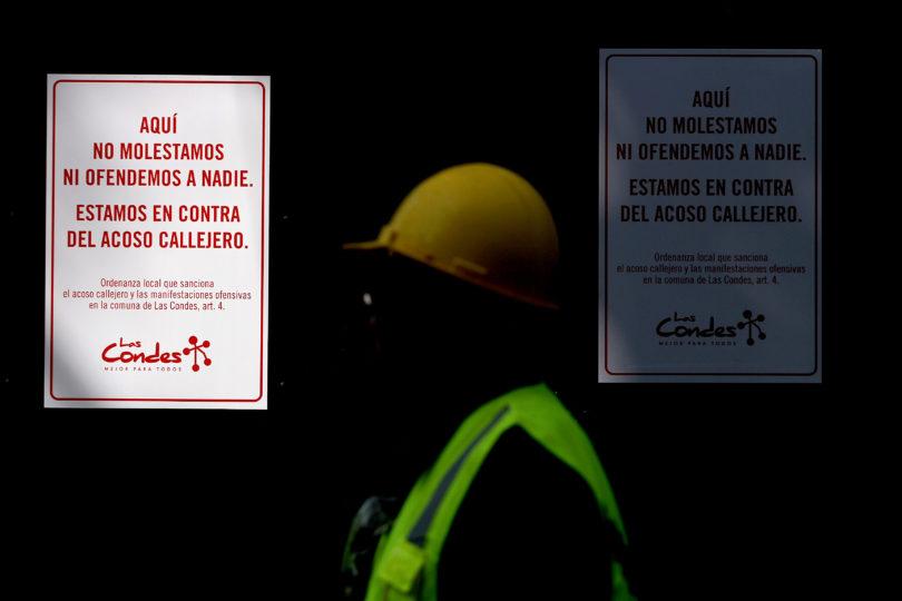 Inesperado giro en caso de primer multado por acoso callejero en Las Condes