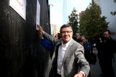 """Lavín hará viviendas sociales en Paul Harris y no descarta nuevo proyecto en """"lugar ABC1"""" de Las Condes"""