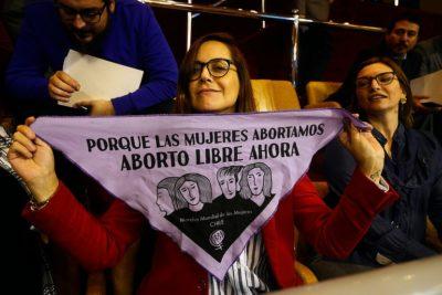 Diputados del Frente Amplio presentarán proyecto de aborto libre